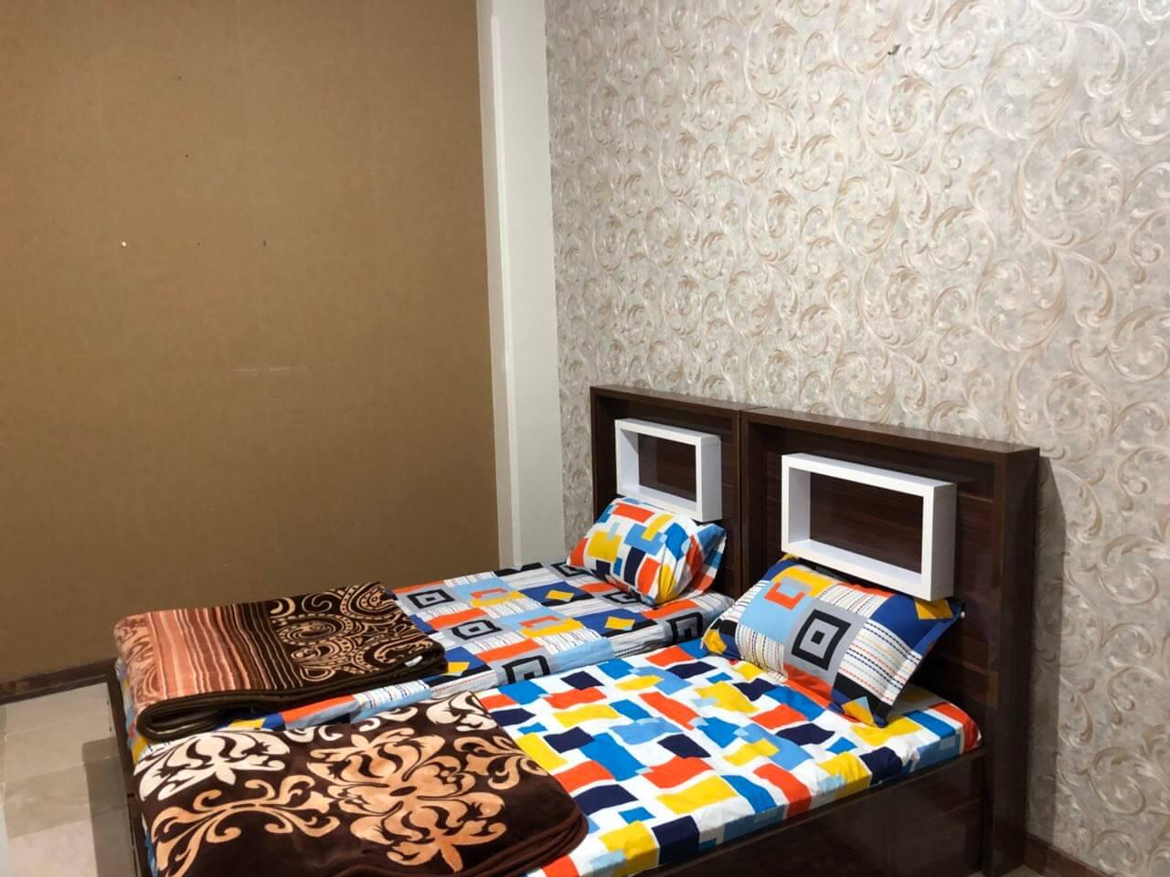 خواب آپارتمان مبله تهران ولنجک