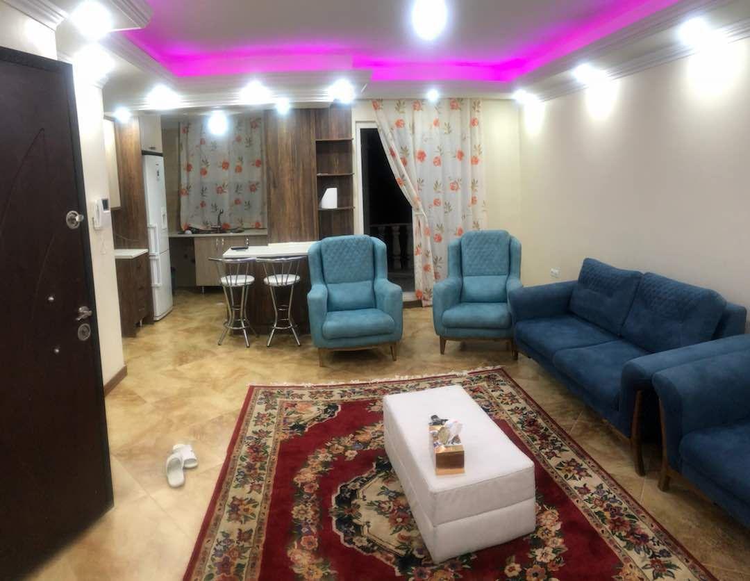اجاره روزانه آپارتمان مبله در غرب تهران شهرک غرب