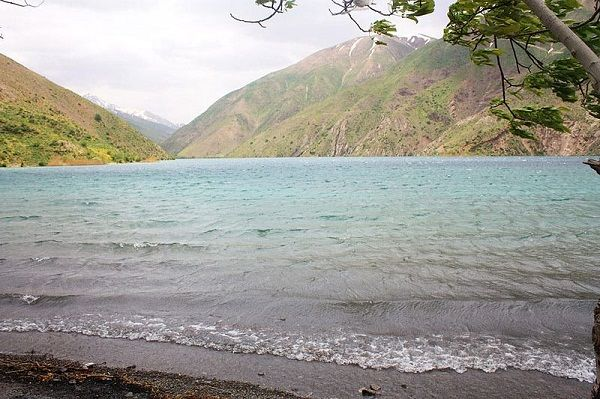 «دریاچه گهر» نگینی درخشنده در زاگرس