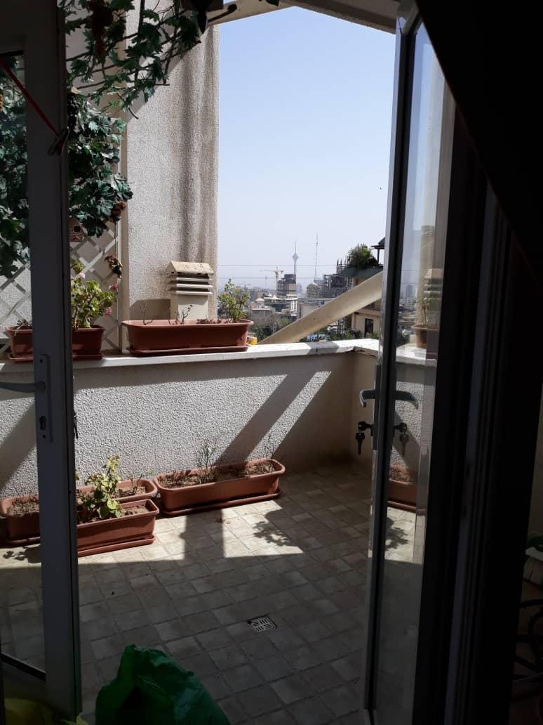 اجاره روزانه اپارتمان مبله سعادت آباد تهران