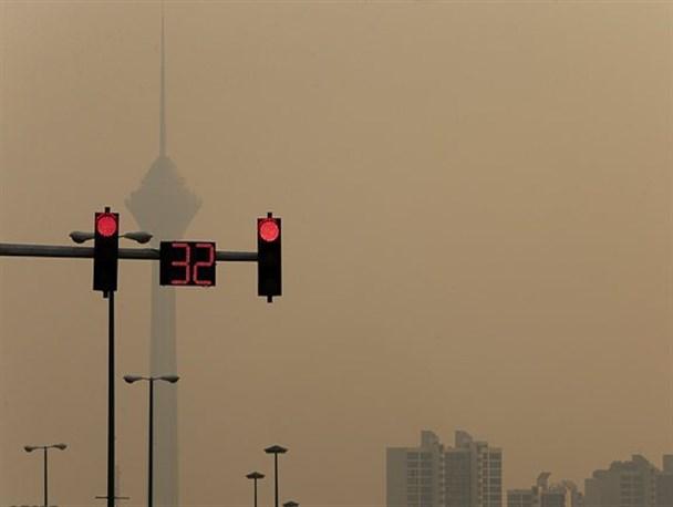دلایل و عوامل آلودگی هوای تهران