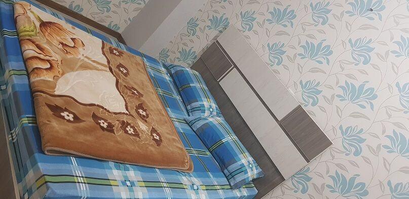 خواب آپارتمان مبله باغ فیض