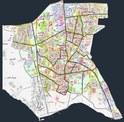منطقه 20 تهران