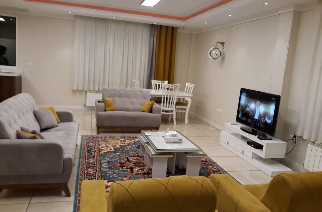 اجاره روزانه آپارتمان مبله تهران پاسداران