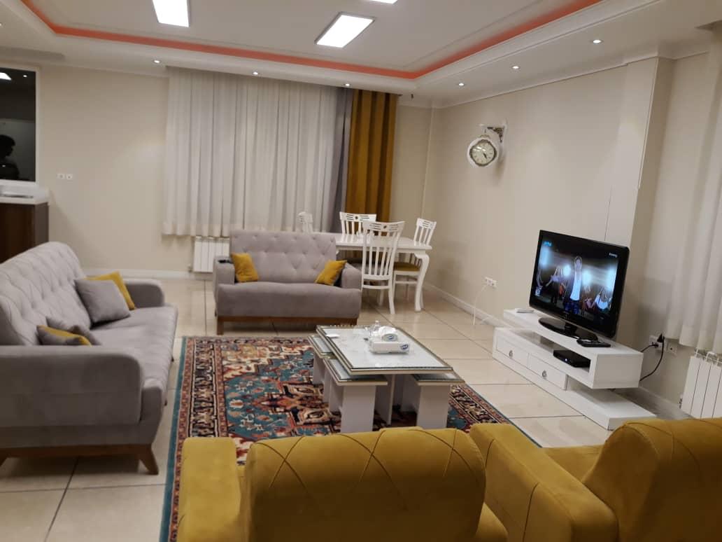 اجاره روزانه آپارتمان مبله پاسداران تهران